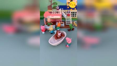 小猪佩奇玩具小故事