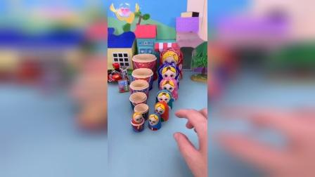 怪兽和公主的玩具小故事