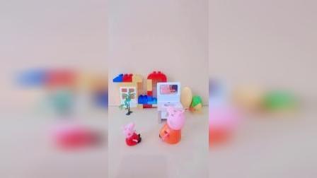 儿童益智玩具:佩奇你的脸怎么这么脏啊