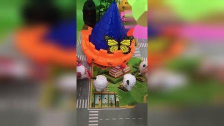精彩玩具小故事,玩具视频