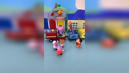 玩具小故事之小猪佩奇