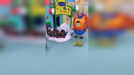 小猪佩奇的玩具