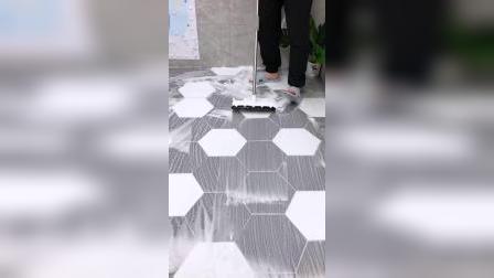 这个地板刷真的太神奇了