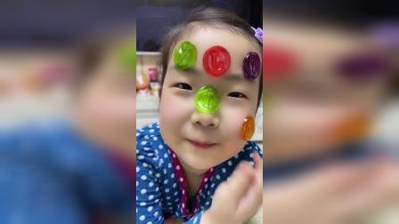少儿益智:妹妹的脸上是什么东西