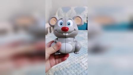 老鼠魔方:鼠为生肖先