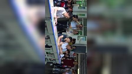 六一 溪源小学文艺节目歌舞。