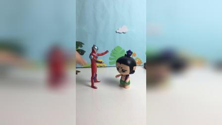 葫芦娃要救爷爷!