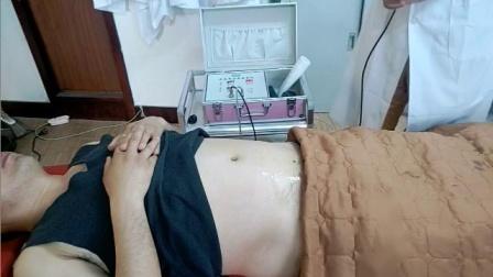 超声波深层按摩器调理前列腺