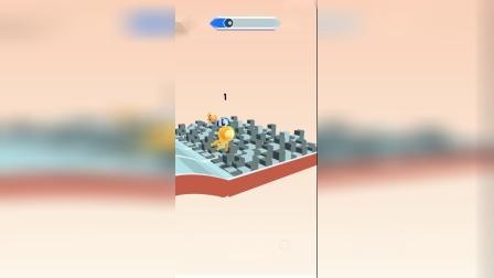 趣味小游戏:敌人好难缠的