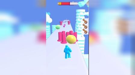 小游戏:果冻人怎么趴在地上