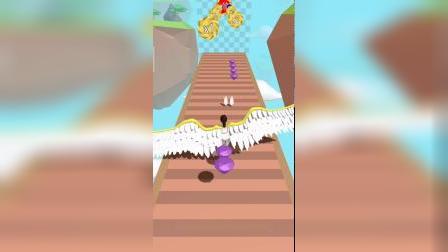 小游戏:你见过天使的翅膀吗