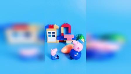 儿童益智玩具:猪爷爷你手里拿的是什么呀