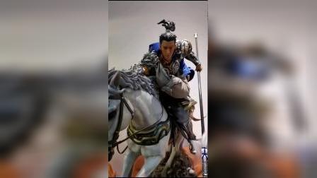 单枪匹马勇救阿斗,常山赵子龙登场!
