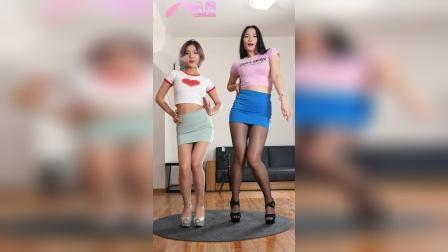 优尚舞姿 双人 舞蹈