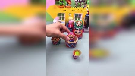少儿玩具:哪个才是我的肚子呀