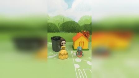 少儿亲子玩具:贝儿正在躲着母后呢