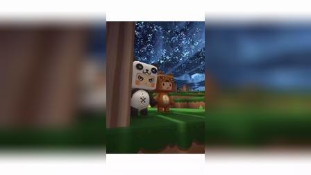 迷你世界:偷树狗熊