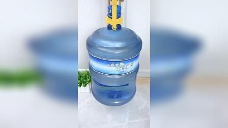 这个桶装水提水器,实用好物