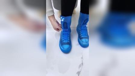 有了它,下雨天不用再纠结要穿什么鞋子了