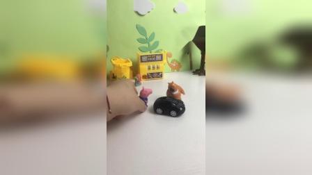 乔治的车真好看!