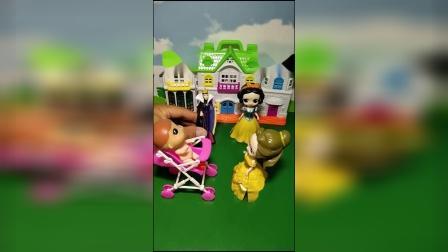 儿童玩具:贝尔心肠真坏