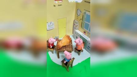 儿童玩具:偏心的猪妈妈