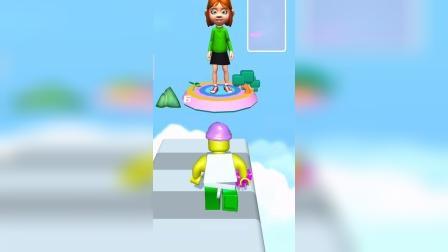 小游戏:奔跑吧乐高人
