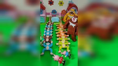 儿童玩具:小强强不许做坏事