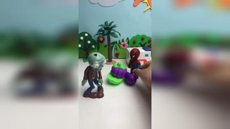 僵尸喜欢吃苦瓜吗?