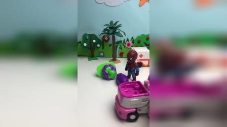 蜘蛛侠把什么卖出去?