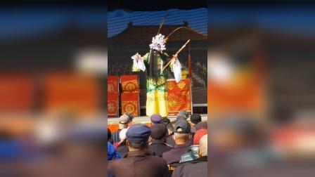 大平调八旬老艺人杜学周现场演出
