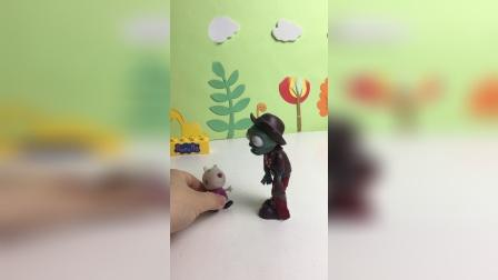小狗怎么变成僵尸了?
