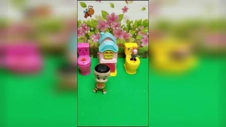 儿童玩具:佩奇被冤枉了,怎么办?