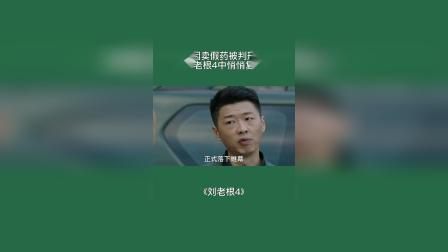 《刘老根4》中赵本山女弟子胖丫卖假药被判