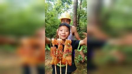 快乐童年,农村生活也需要仪式感