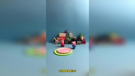 儿童益智玩具:待会堂姐要来咱们家玩