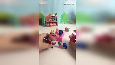 乔治买了什么玩具?