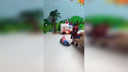 蜘蛛侠很饿吗?
