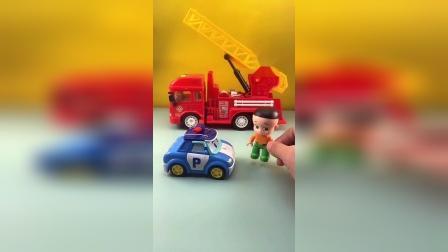 少儿亲子玩具:大头等车回家