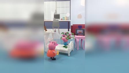 少儿亲子玩具:猪妈妈给乔治讲睡前故事