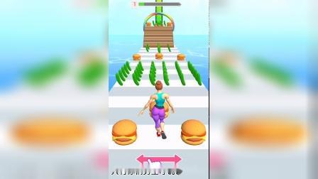 小游戏:小果减肥能飞吗