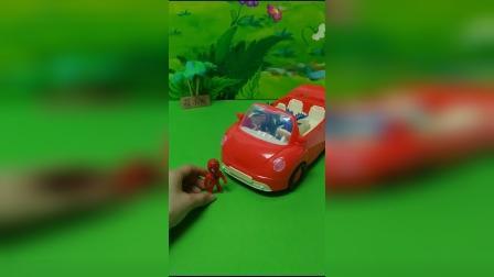 儿童玩具:小怪兽要做坏事了