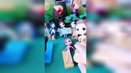 趣味童年:小公主太难伺候了