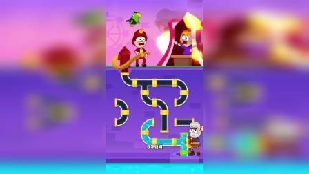 小游戏:水管增加了传送门功能