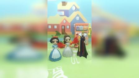 少儿亲子玩具:童话王国要进行大扫除