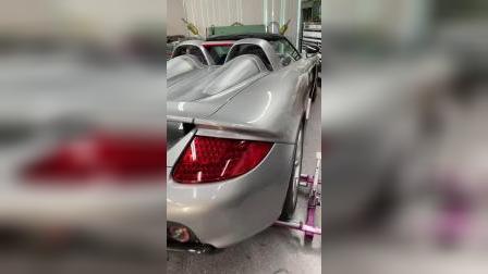 保时捷Carrera GT改装GLADEN汽车音响系统