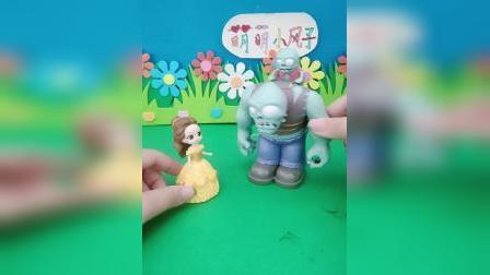 益智玩具:小鬼让贝儿去找自己的二叔