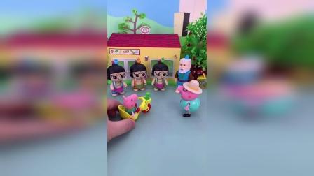小猪佩奇玩具小故事-葫芦娃兄弟