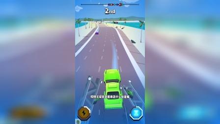 小游戏:我的小绿车可以时光回溯