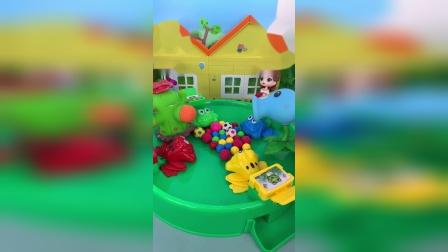 精彩玩具小故事-白雪公主的游乐场